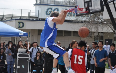 Mr. Bowman Shoots, Dunks Way to March Madness Titles