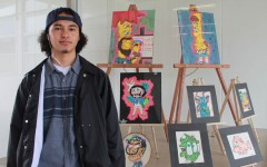 Artistic Talent Leads Juarez to Bright Future
