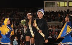 CI's Homecoming King and Queen