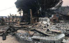 Thomas Fire blazes through Ventura County