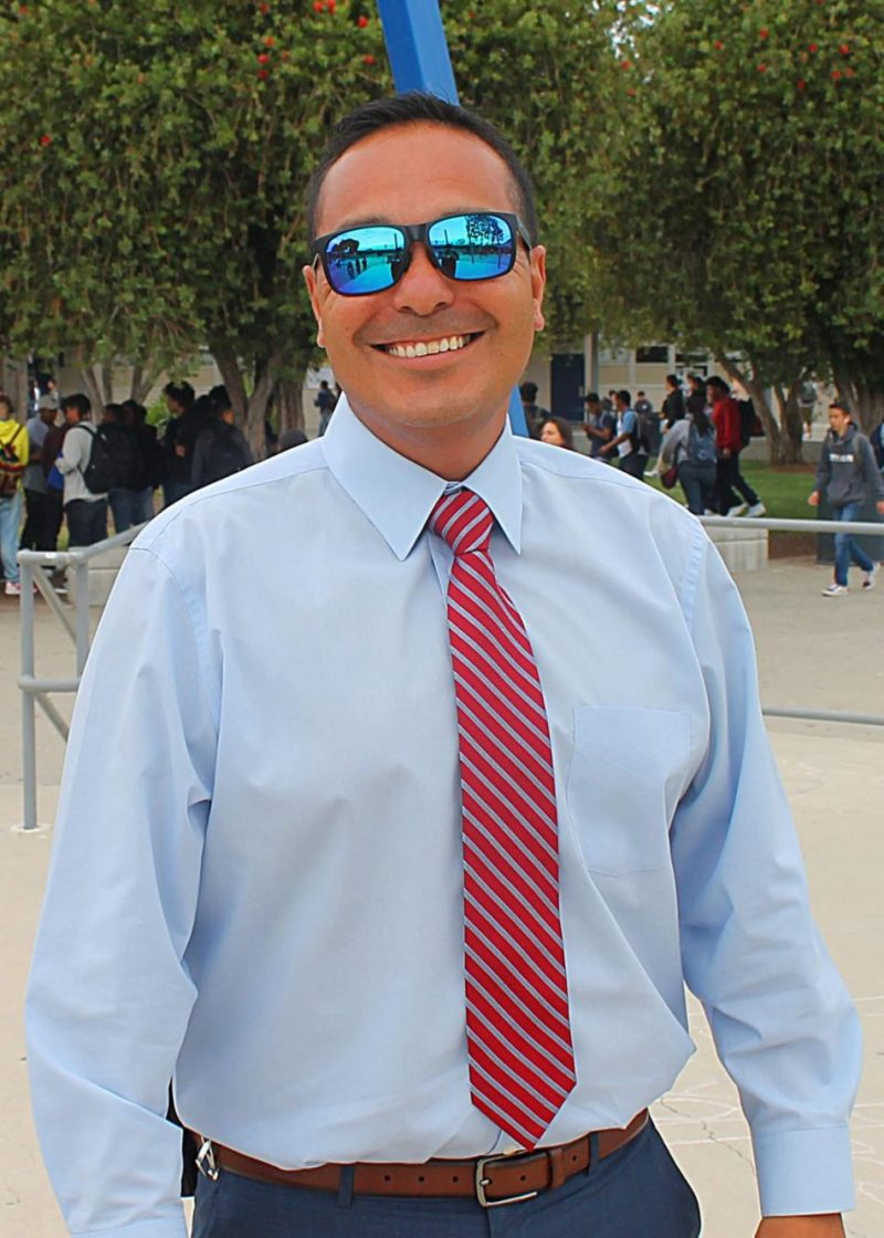 Meet CI's new principal