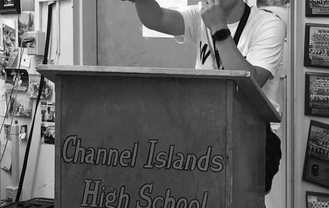 Senior Spotlight: Anthony Reyes