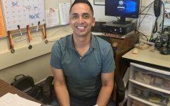 New Faces at CI: Mr. Tejada