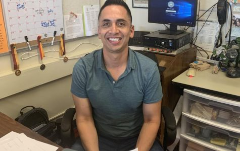 New Faces at CI: Mr. Tejada